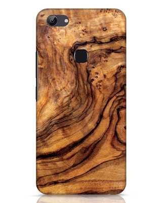 Shop Timber Texture Vivo Y83 Mobile Cover-Front