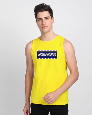 Shop Train And Hustle Vest-Front