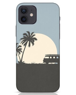 Shop Travel Always iPhone 12 Mobile Cover-Front