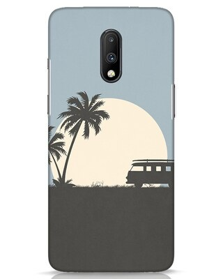 Shop Travel Always OnePlus 7 Mobile Cover-Front