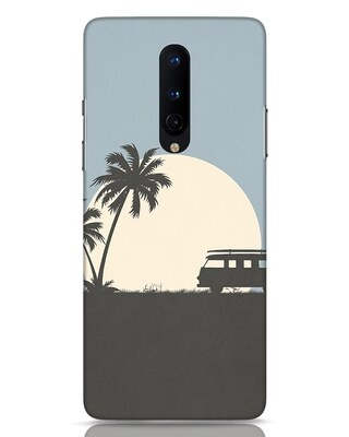Shop Travel Always OnePlus 8 Mobile Cover-Front