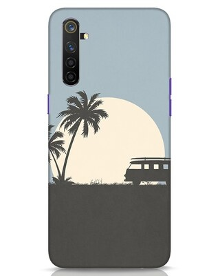 Shop Travel Always Realme 6 Pro Mobile Cover-Front
