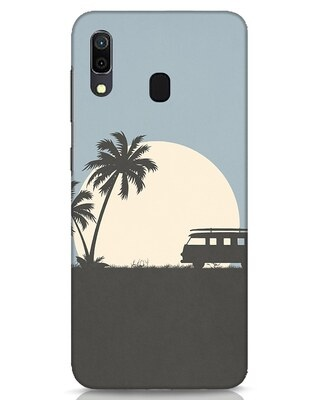 Shop Travel Always Samsung Galaxy A30 Mobile Cover-Front