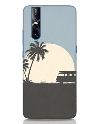 Shop Travel Always Vivo V15 Pro Mobile Cover-Front