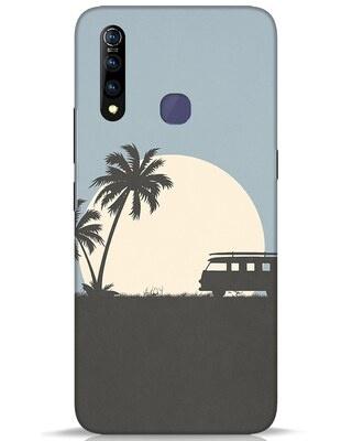 Shop Travel Always Vivo Z1 Pro Mobile Cover-Front