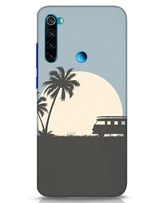 Shop Travel Always Xiaomi Redmi Note 8 Mobile Cover-Front