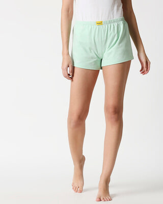 Shop Travel Icon AOP Women's Boxers-Front