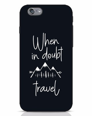 Shop Travel iPhone 6 Mobile Cover-Front