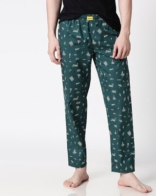 Shop Travel Men's Pyjama-Front