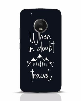 Shop Travel Moto G5 Plus Mobile Cover-Front