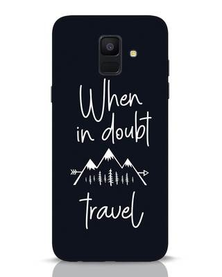 Shop Travel Samsung Galaxy A6 2018 Mobile Cover-Front