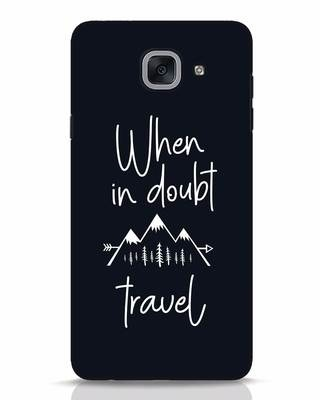 Shop Travel Samsung Galaxy J7 Max Mobile Cover-Front