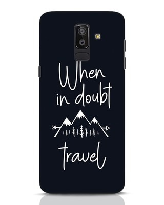 Shop Travel Samsung Galaxy J8 Mobile Cover-Front