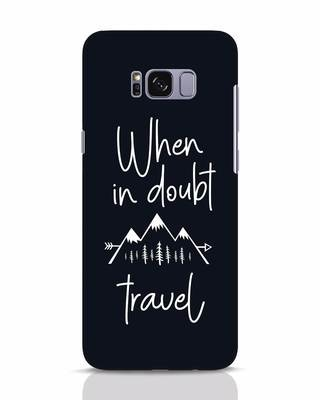 Shop Travel Samsung Galaxy S8 Mobile Cover-Front