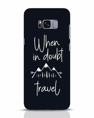 Shop Travel Samsung Galaxy S8 Plus Mobile Cover-Front