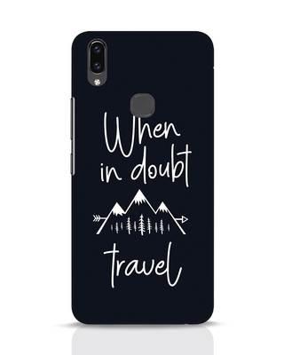 Shop Travel Vivo V9 Mobile Cover-Front