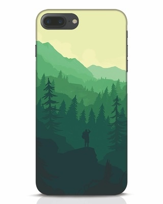 Shop Trek iPhone 7 Plus Mobile Cover-Front