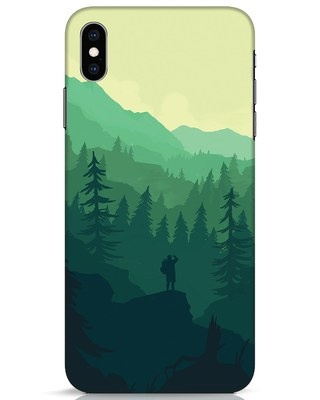 Shop Trek iPhone XS Max Mobile Cover-Front