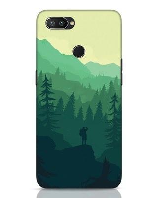 Shop Trek Realme 2 Pro Mobile Cover-Front