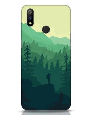 Shop Trek Realme 3 Pro Mobile Cover-Front