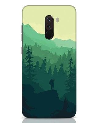 Shop Trek Xiaomi POCO F1 Mobile Cover-Front