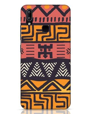 Shop Tribal Ethnic Vivo Y91 Mobile Cover-Front