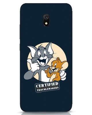 Shop Troublemakers Xiaomi Redmi 8A Mobile Cover-Front