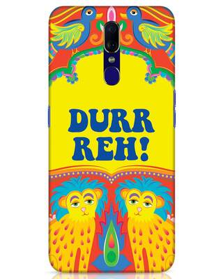 Shop Truck Art Oppo F11 Mobile Cover-Front