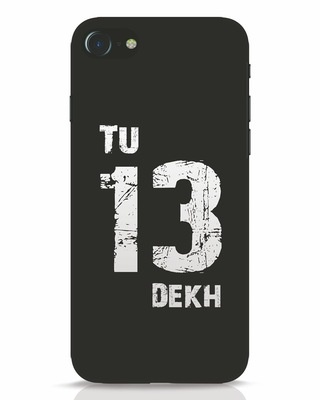 Shop Tu 13 Dekh iPhone 7 Mobile Cover-Front