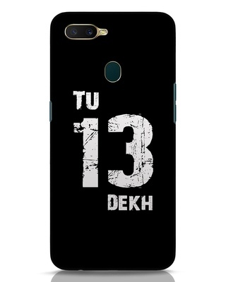 Shop Tu 13 Dekh Oppo A7 Mobile Cover-Front