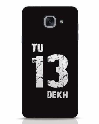 Shop Tu 13 Dekh Samsung Galaxy J7 Max Mobile Cover-Front