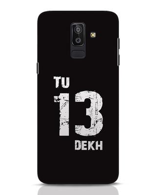 Shop Tu 13 Dekh Samsung Galaxy J8 Mobile Cover-Front