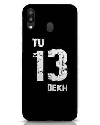 Shop Tu 13 Dekh Samsung Galaxy M20 Mobile Cover-Front