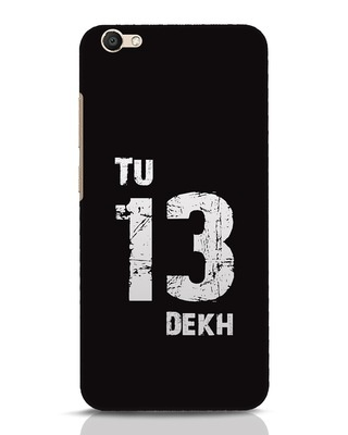 Shop Tu 13 Dekh Vivo V5 Mobile Cover-Front