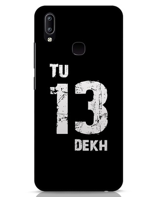 Shop Tu 13 Dekh Vivo Y91 Mobile Cover-Front