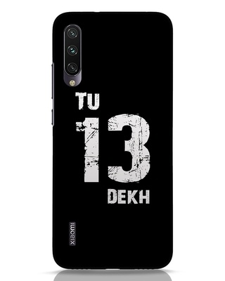Shop Tu 13 Dekh Xiaomi Mi A3 Mobile Cover-Front