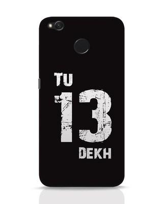 Shop Tu 13 Dekh Xiaomi Redmi 4 Mobile Cover-Front