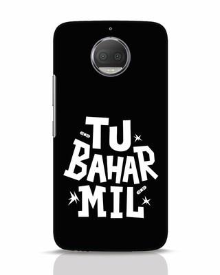 Shop Tu Bahar Mil Moto G5s Plus Mobile Cover-Front