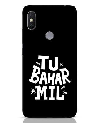 Shop Tu Bahar Mil Xiaomi Redmi Y2 Mobile Cover-Front