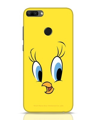 Shop Tweety Huawei Honor 9N Mobile Cover-Front