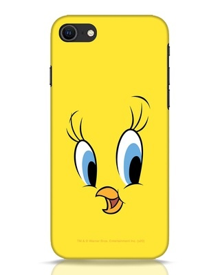 Shop Tweety iPhone SE 2020 Mobile Cover-Front