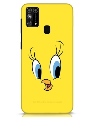 Shop Tweety Samsung Galaxy M31 Mobile Cover-Front