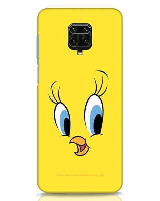 Shop Tweety Xiaomi Redmi Note 9 Pro Max Mobile Cover-Front