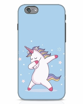Shop Unicorn iPhone 6 Mobile Cover-Front