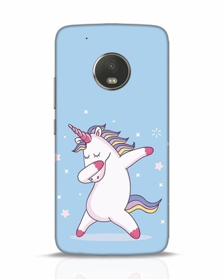 Shop Unicorn Moto G5 Plus Mobile Cover-Front