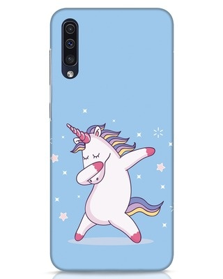 Shop Unicorn Samsung Galaxy A50 Mobile Cover-Front