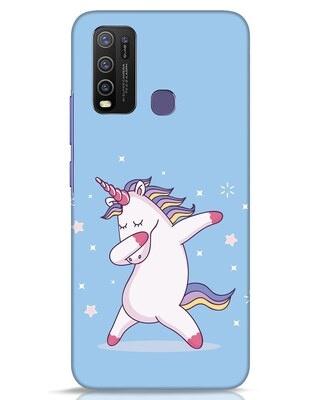 Shop Unicorn Vivo Y50 Mobile Cover-Front