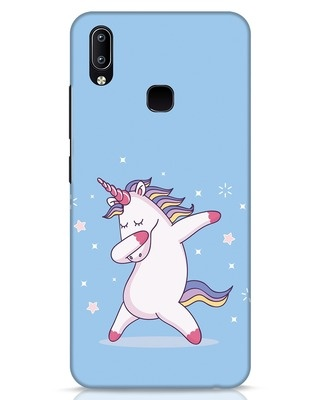 Shop Unicorn Vivo Y91 Mobile Cover-Front