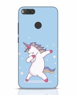 Shop Unicorn Xiaomi Mi A1 Mobile Cover-Front