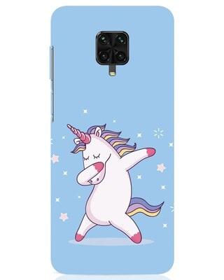 Shop Unicorn Xiaomi Poco M2 pro Mobile Cover-Front